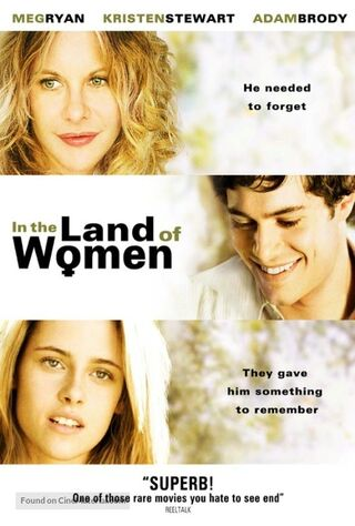 In The Land Of Women (2007) Main Poster