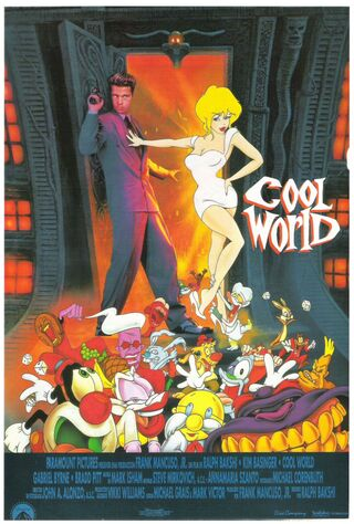 Cool World (1992) Main Poster