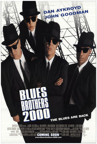Blues Brothers 2000 (1998) Main Poster