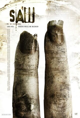 Saw II (2005) Main Poster