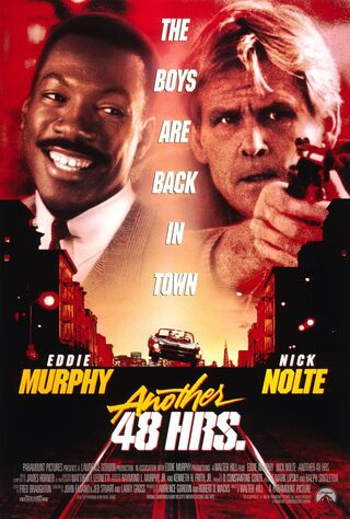 Another 48 Hrs. (1990) Main Poster