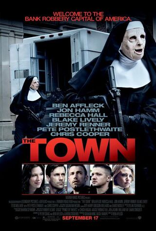 The Town (2010) Main Poster
