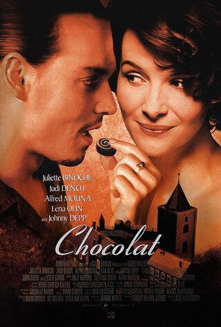 Chocolat (2001) Main Poster