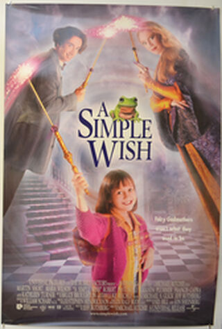 A Simple Wish (1997) Main Poster