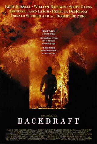 Backdraft (1991) Main Poster
