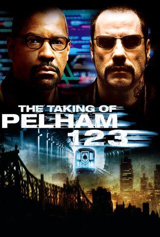 The Taking Of Pelham 123 (2009) Main Poster