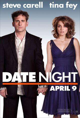 Date Night (2010) Main Poster