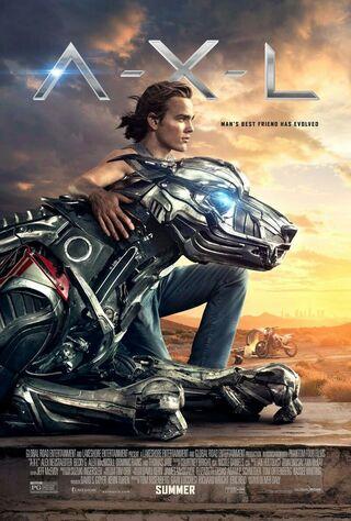 A-X-L (2018) Main Poster