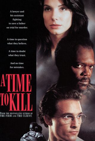 A Time To Kill (1996) Main Poster
