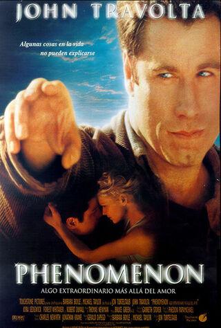 Phenomenon (1996) Main Poster