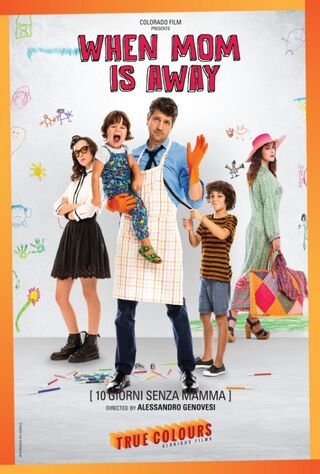 When Mom Is Away (2019) Main Poster