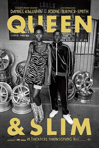 Queen & Slim (2019) Main Poster