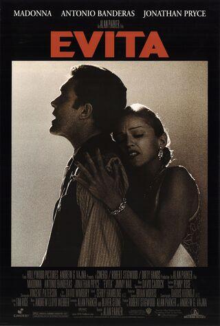 Evita (1997) Main Poster
