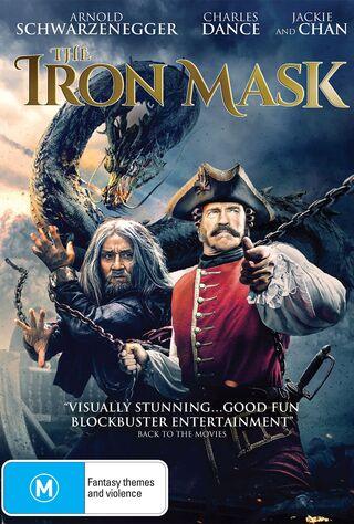 Iron Mask (2019) Main Poster