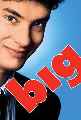 Big (1988) Main Poster