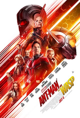 Ant-Man and the Wasp (2018) Main Poster