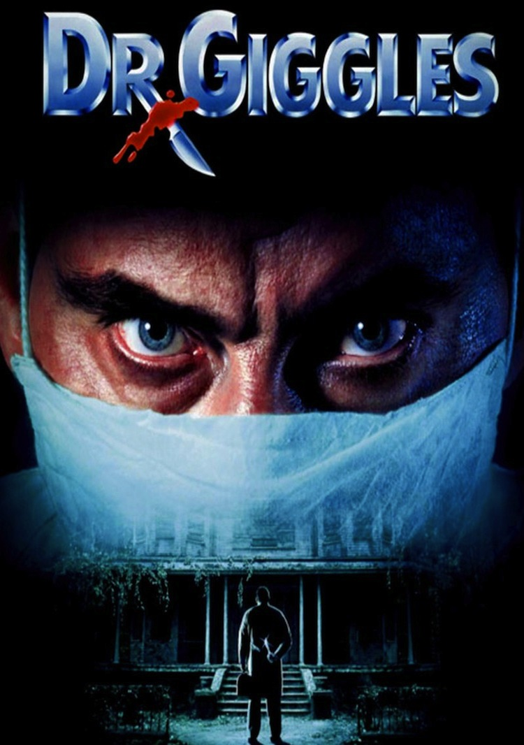 Dr. Giggles (1992) Main Poster