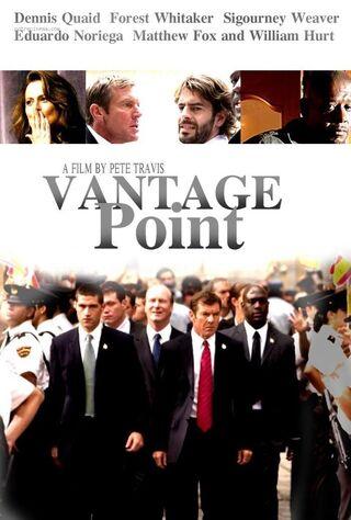 Vantage Point (2008) Main Poster