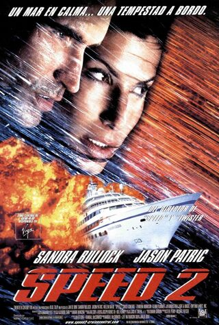 Speed 2: Cruise Control (1997) Main Poster