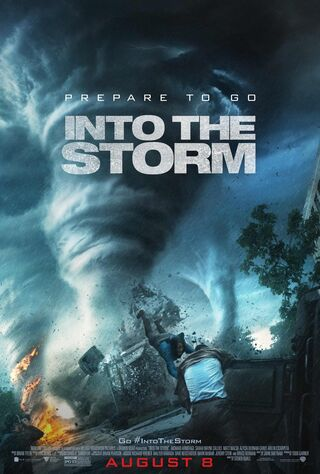 Into The Storm (2014) Main Poster