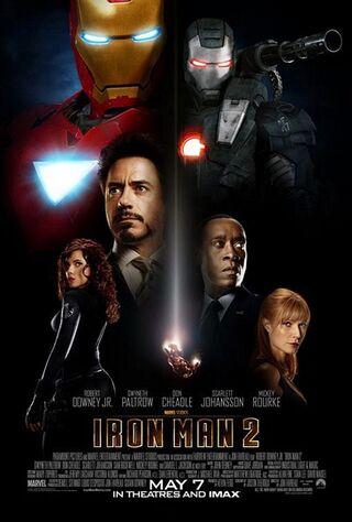 Iron Man 2 (2010) Main Poster