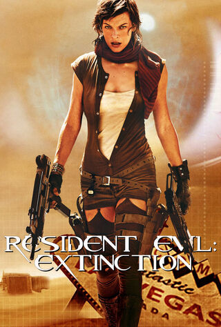 Resident Evil: Extinction (2007) Main Poster