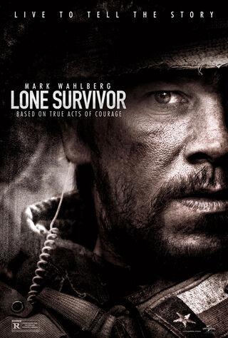 Lone Survivor (2014) Main Poster