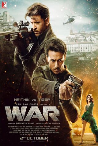 War (2019) Main Poster