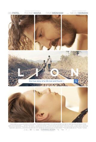 Lion (2017) Main Poster