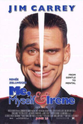 Me, Myself & Irene (2000) Main Poster