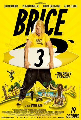Brice 3 (2016) Main Poster