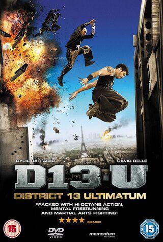 District 13: Ultimatum (2009) Main Poster