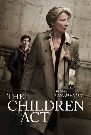 The Children Act (2018) Main Poster