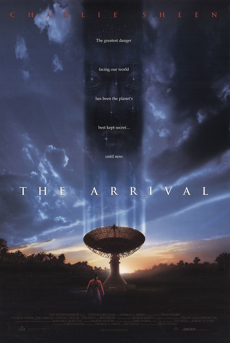 The Arrival (1996) Main Poster