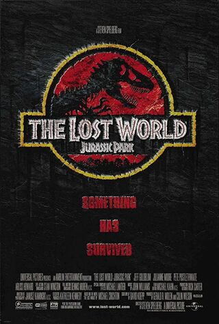 The Lost World: Jurassic Park (1997) Main Poster