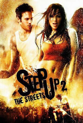 Step Up 2: The Streets (2008) Main Poster