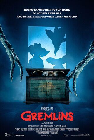 Gremlins (1984) Main Poster