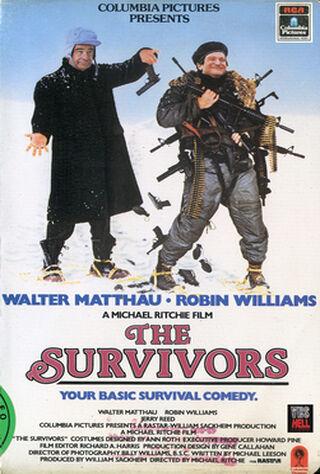 The Survivors (1983) Main Poster