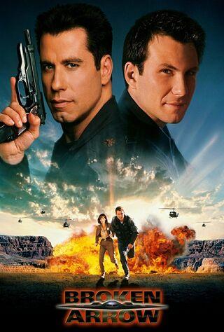 Broken Arrow (1996) Main Poster