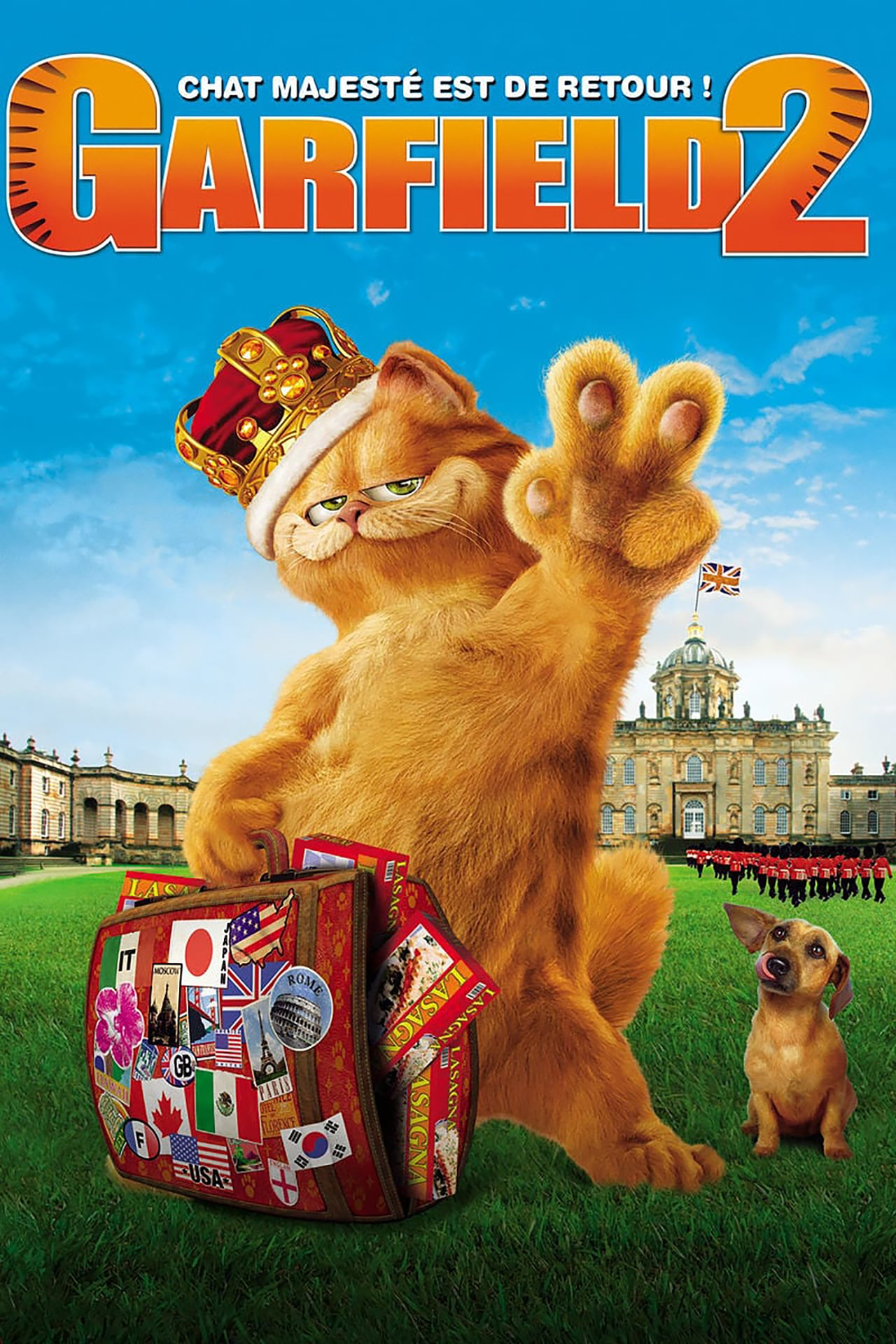 Garfield A Tail Of Two Kitties 2006 Movie At Moviescore