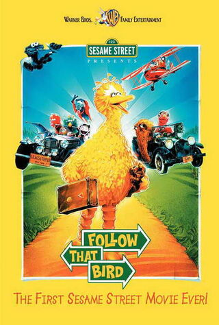 Follow That Bird (1985) Main Poster