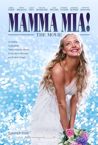 Mamma Mia! (2008) Main Poster