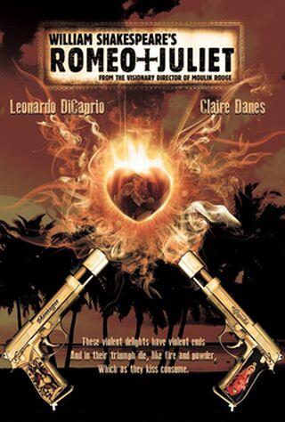 Romeo + Juliet (1996) Main Poster