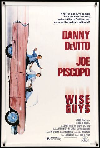 Wise Guys (1986) Main Poster