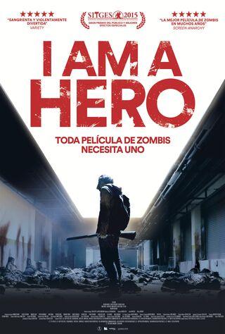 I Am A Hero (2016) Main Poster