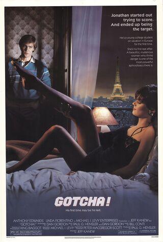 Gotcha! (1985) Main Poster