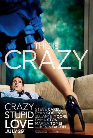 Crazy, Stupid, Love. (2011) Main Poster