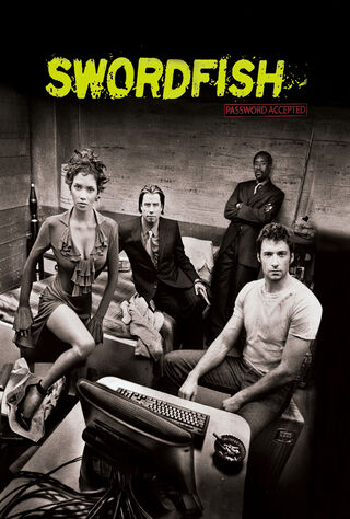 Swordfish (2001) Main Poster