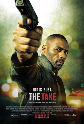The Take (2016) Main Poster