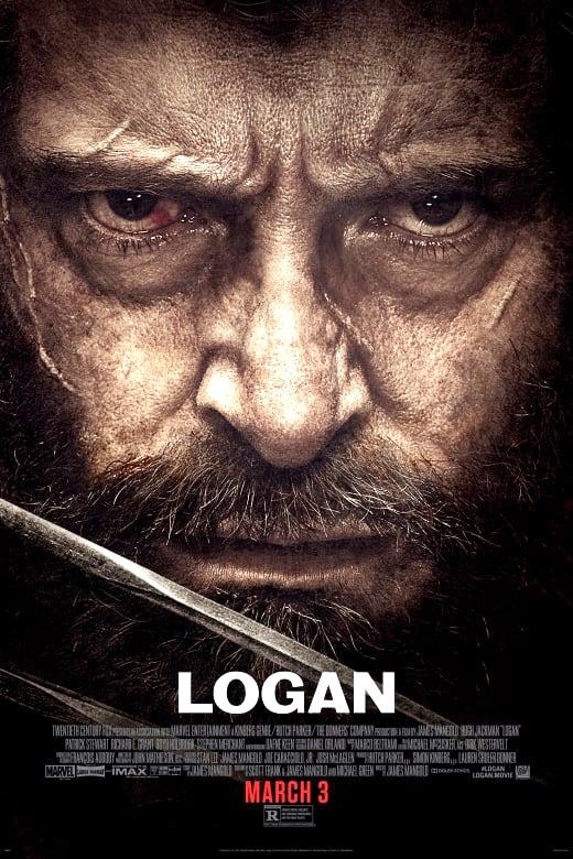 Logan (2017) Main Poster